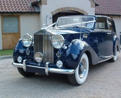 Classic Wedding Cars